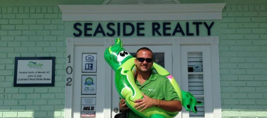Seaside Realty Office Front
