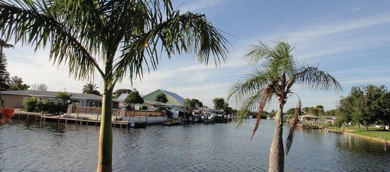 Cocoa Beach Canal